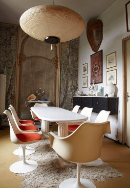 Inspiring Modern Dining Room Design Ideas 34