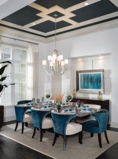 Inspiring Modern Dining Room Design Ideas 67