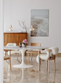 Inspiring Modern Dining Room Design Ideas 85