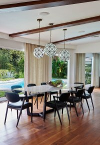 Inspiring Modern Dining Room Design Ideas 86