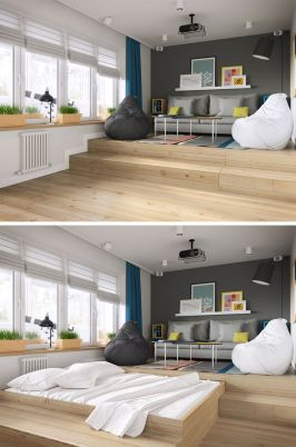 Inspiring And Affordable Decoration Ideas For Small Apartment 84
