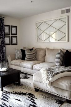 Modern And Elegant Living Room Design Ideas For Small Space 55