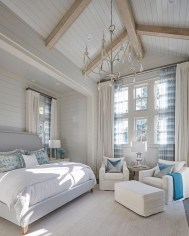 Modern And Elegant White Master Bedroom Decoration Ideas 91