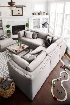 Totally Brilliant Living Room Furniture Arrangements Ideas 71