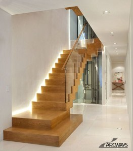 Totally Inspiring Residential Staircase Design Ideas You Can Apply For Your Home 03