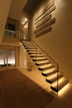 Totally Inspiring Residential Staircase Design Ideas You Can Apply For Your Home 07