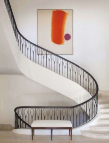 Totally Inspiring Residential Staircase Design Ideas You Can Apply For Your Home 73