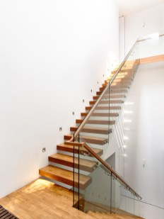 Totally Inspiring Residential Staircase Design Ideas You Can Apply For Your Home 81
