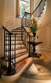 Totally Inspiring Residential Staircase Design Ideas You Can Apply For Your Home 95