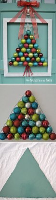 Brilliant And Inspiring Recycled Christmas Tree Decoration Ideas 17