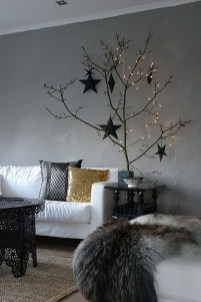 Elegant Black And Gold Christmas Decoration Ideas01