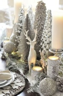 Elegant Christmas Table Decoration Ideas16