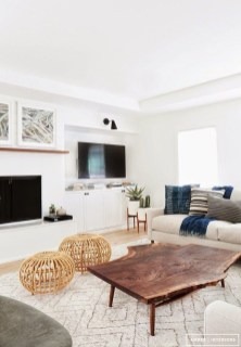 Cozy And Modern Living Room Decoration Ideas 20