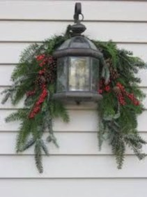 Inspiring Winter Entryway Decoration Ideas 40
