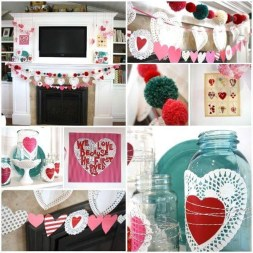 Adorable Valentines Day Party Decoration Ideas 53