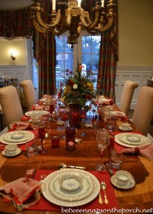 Best Ideas Decorate Dining Room Table Valentines 02