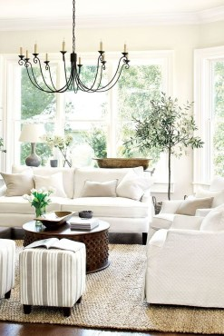 Best Winter Living Room Decoration Ideas 07