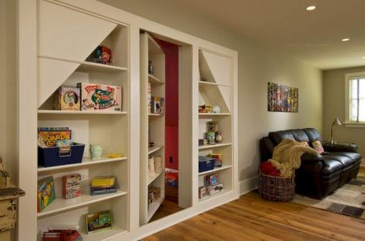 Brilliant Hidden Room Design Ideas You Will Totally Love 27