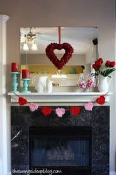 Inexpensive But Stunning Valentine Decoration Ideas 02