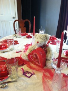 Inexpensive But Stunning Valentine Decoration Ideas 40