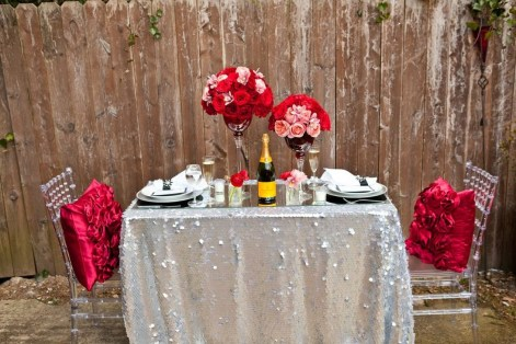 Inspiring Table Decoration Ideas For Valentines Party 38