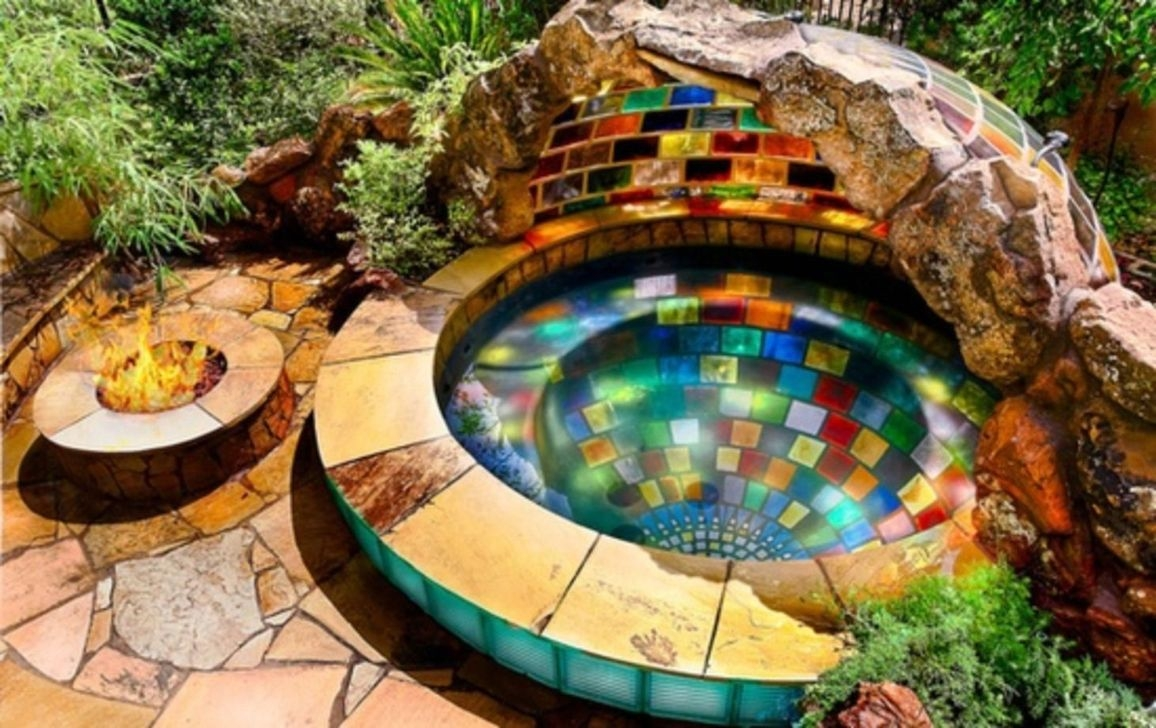 Affordable Water Features Design Ideas On A Budget 14