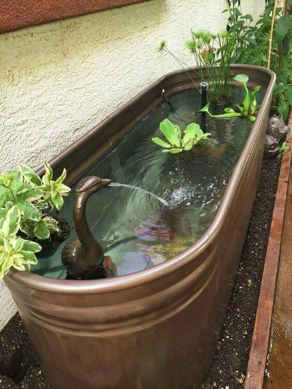 Affordable Water Features Design Ideas On A Budget 20