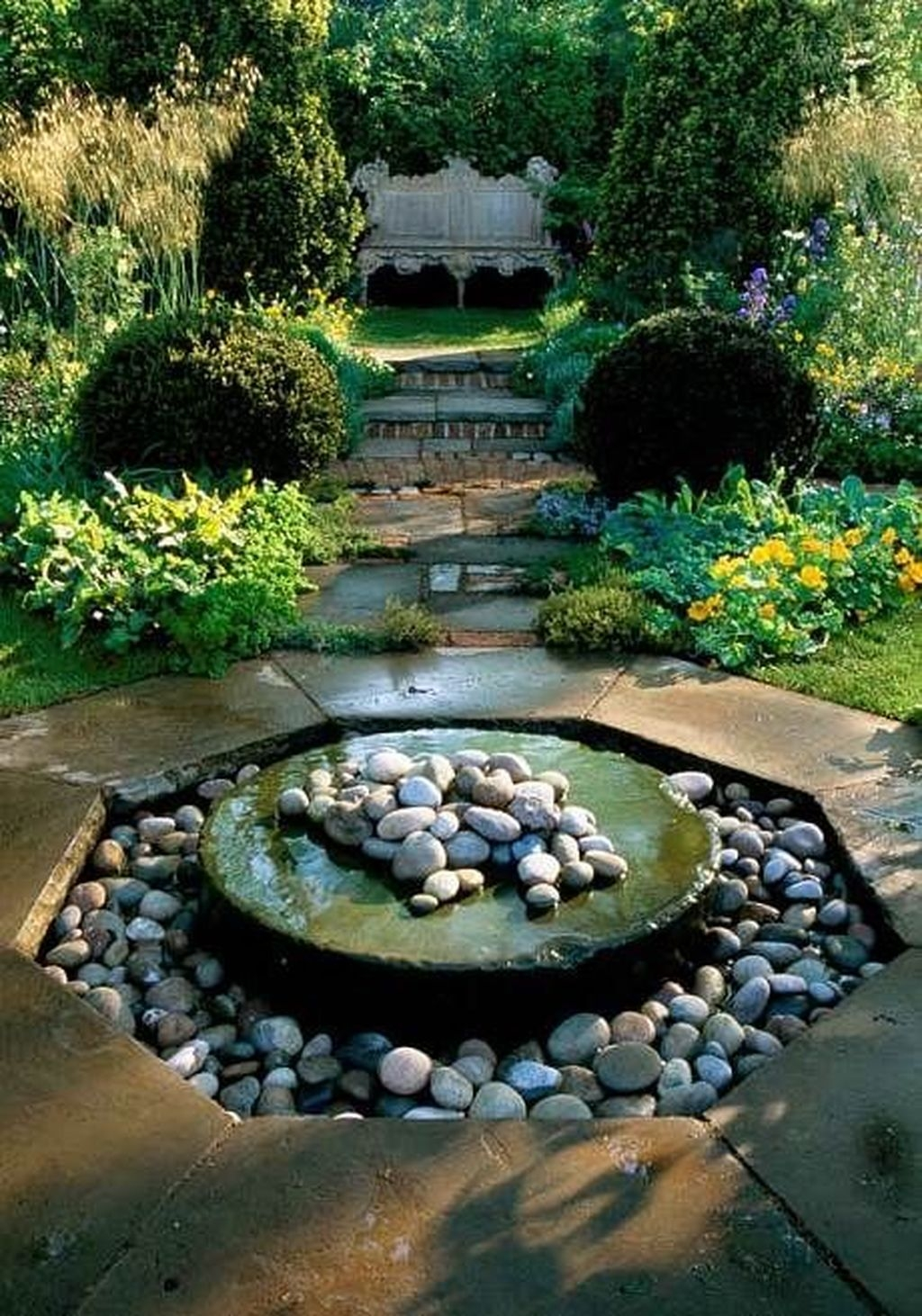 Affordable Water Features Design Ideas On A Budget 30