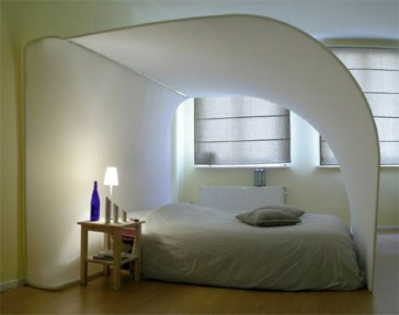 Awesome Canopy Bed With Sparkling Lights Decor Ideas 46