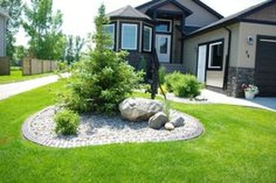 Gorgeous Front Yard Landscaping Remodel Ideas 12
