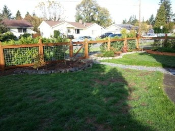 Totally Inspiring Front Yard Fence Remodel Ideas 41