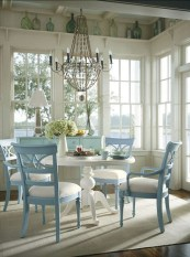 Stunning Beach Themed Dining Room Design Ideas 03