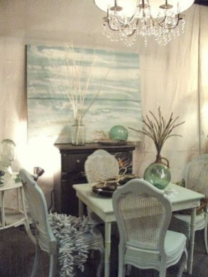 Stunning Beach Themed Dining Room Design Ideas 07