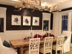 Stunning Beach Themed Dining Room Design Ideas 11