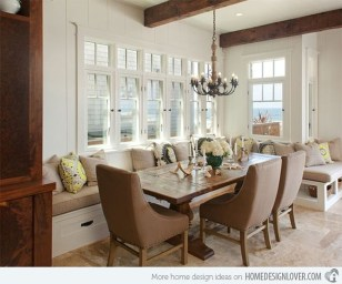 Stunning Beach Themed Dining Room Design Ideas 15