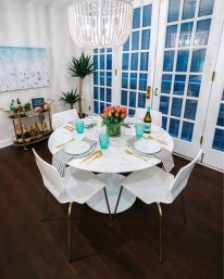 Stunning Beach Themed Dining Room Design Ideas 16
