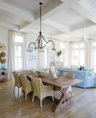 Stunning Beach Themed Dining Room Design Ideas 34