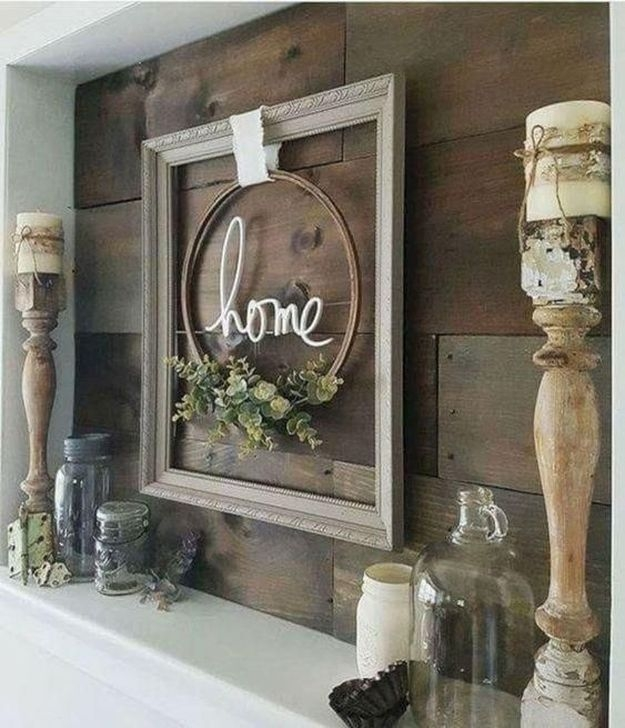 Amazing Rustic Farmhouse Home Decor Ideas01