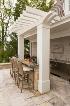 Awesome Outdoor Kitchen Design Ideas 08