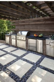 Awesome Outdoor Kitchen Design Ideas 13