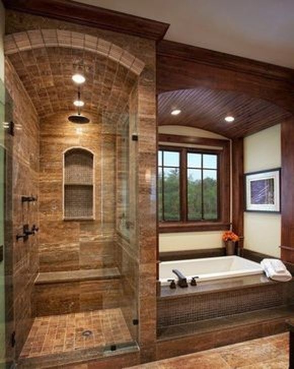 Trending Modern Master Bathroom Decorating Ideas01