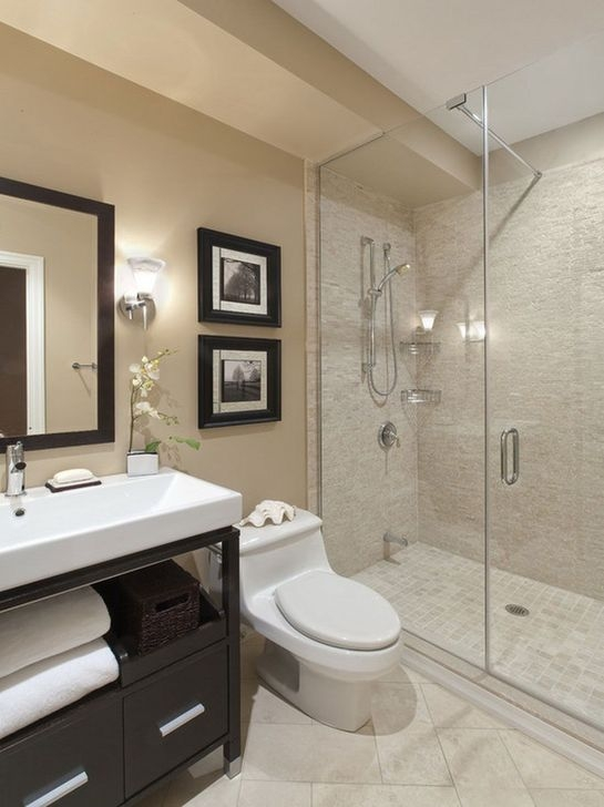 Trending Modern Master Bathroom Decorating Ideas20