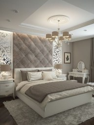 Cozy Master Bedroom Design And Decor Ideas23