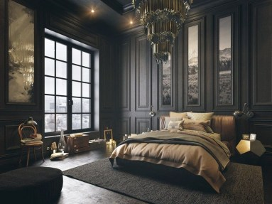 Cozy Master Bedroom Design And Decor Ideas33