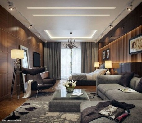 Cozy Master Bedroom Design And Decor Ideas44