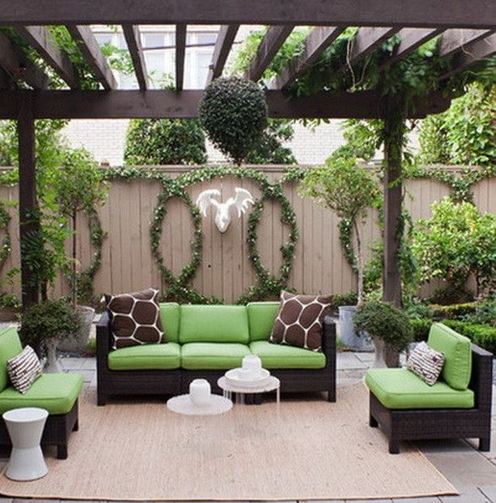 Incredible Backyard Patio Design And Decor Ideas39