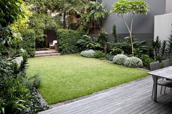 Latest Backyard Landscaping Ideas43