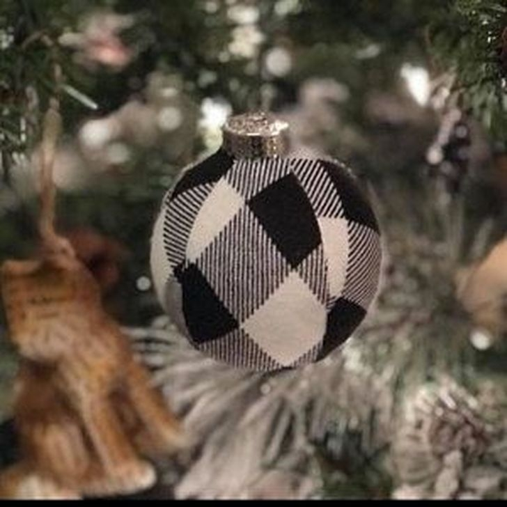 Extremely Fun Homemade Christmas Ornaments Ideas Budget05
