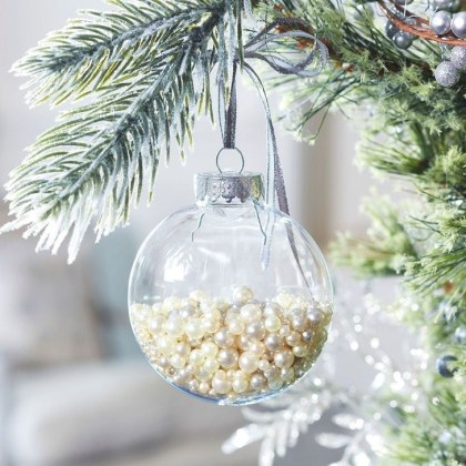 Extremely Fun Homemade Christmas Ornaments Ideas Budget34
