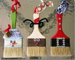 Extremely Fun Homemade Christmas Ornaments Ideas Budget39